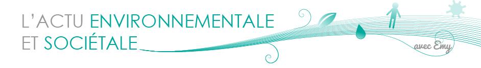 L'ACTU ENVIRONNEMENTALE ET SOCIÉTALE avec Emy Logo